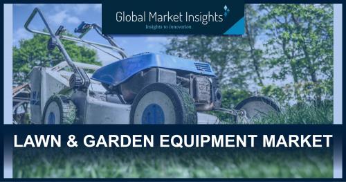 Lawn & Garden Equipment Market'