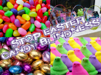Stop Easter Candy Blindness