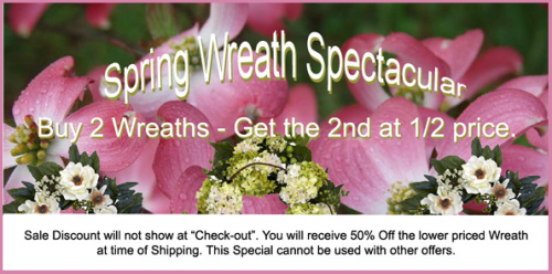The Wreath Depot has just announced that they are Taking Ord'