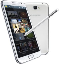 Samsung Galaxy Note 2'