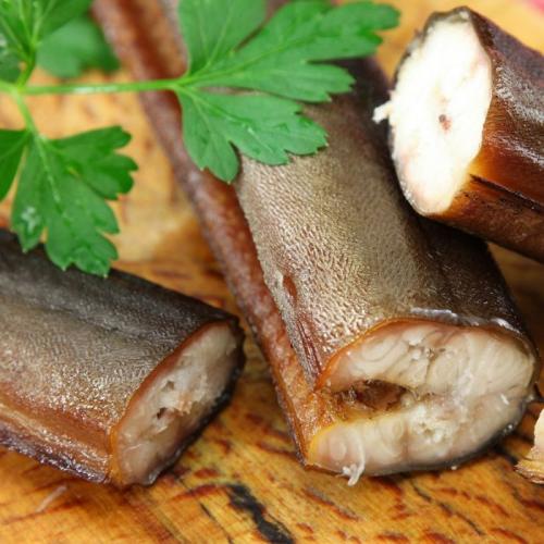 Smoked Eel'