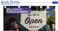 South Florida Business Brokers Website