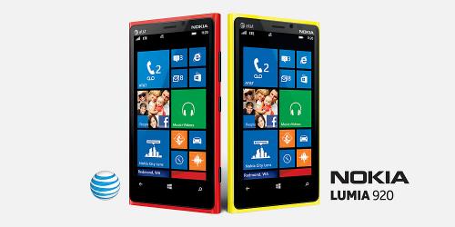 nokia lumia 920 - 10'