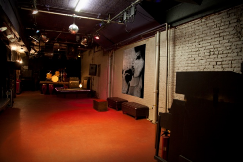Revive Legendary NYC Rock N' Roll Establishment: Red Door'