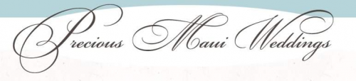 Company Logo For Eloping in Maui - Precious Maui Weddings'