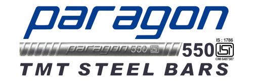Company Logo For Paragon TMT Steel Bar'