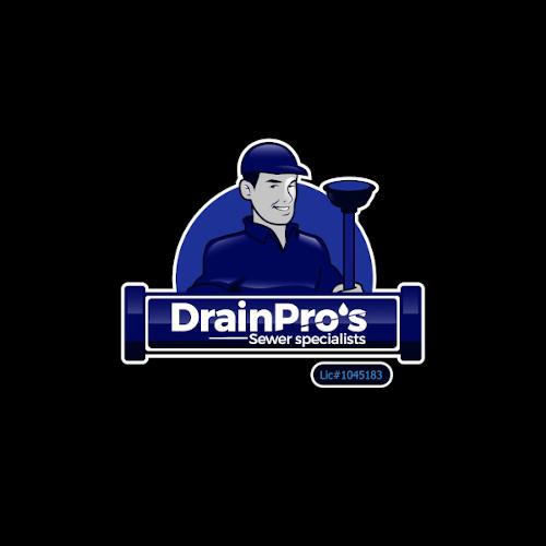 Company Logo For Drain Pros'