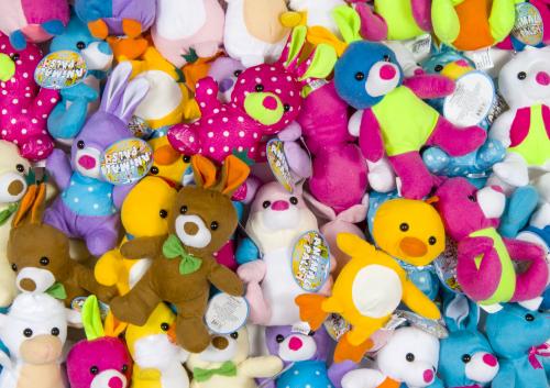 Plush Toys'