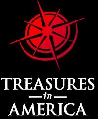 Treasures in America Logo