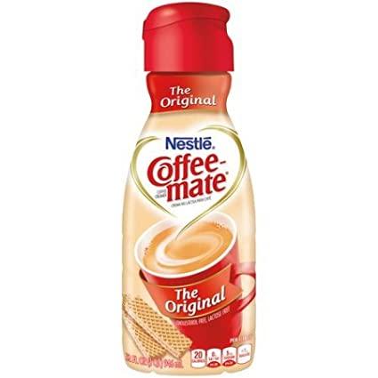 Liquid Coffee Creamer'