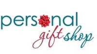 Personal Gift Shop Logo