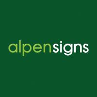Alpen Signs Logo
