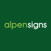 Company Logo For Alpen Signs'