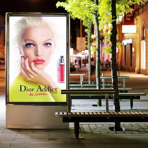 Outdoor Digital Signage'
