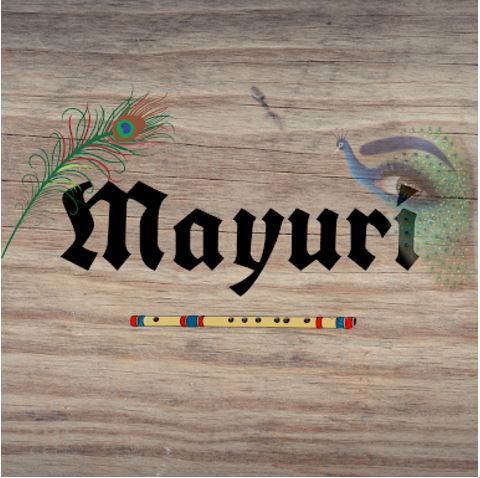Cover art of Mayuri EP by musician Flamix'