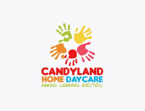 Company Logo For Candy Land Home Daycare'