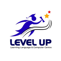 Level Up Language and Computer Centre Logo