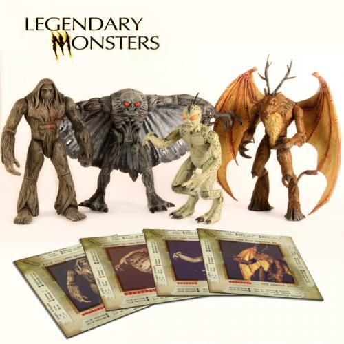 Legendary Monsters'