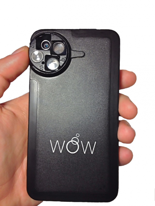 WoW Lens: The future of mobile photography'