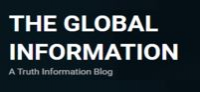 The Global Information Logo