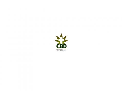 CBD 100% Relief'