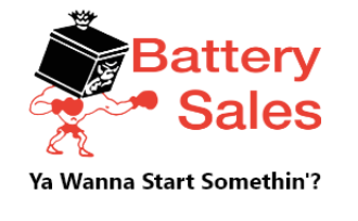 Company Logo For Battery Sales USA'