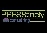 PRESStinely, LLC Logo