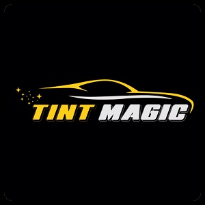 Company Logo For Tint Magic Window Tinting'