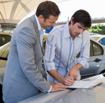 car dealer fraud'