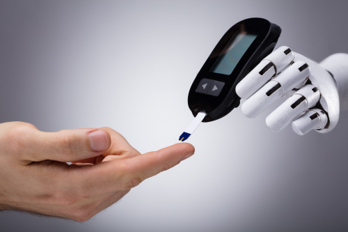 Artificial Intelligence in Diabetes Management Market'