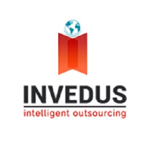 Company Logo For invedus Outsourcing'