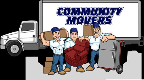 Company Logo For Community Movers'