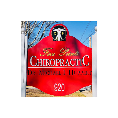 Company Logo For Five Points Chiropractic'