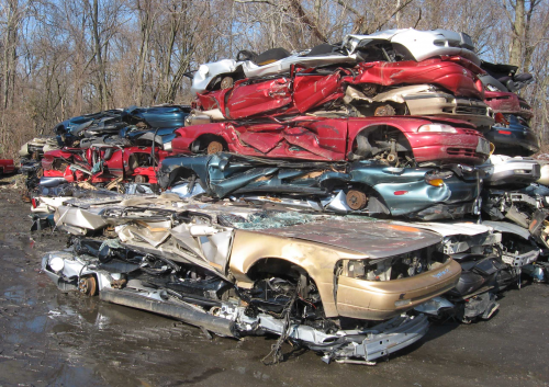 Vehicle Recycling Market'
