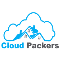 Cloud Packers and Movers Logo