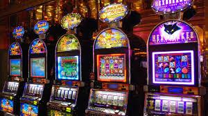 Casino Game Machines'