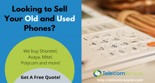 Sell Old and USed Business Phone'
