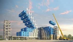 Modular Construction Market'