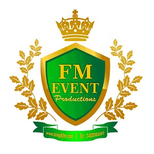 Company Logo For FM Event Productions'