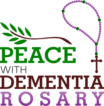 Company Logo For The Peace with Dementia Rosary'