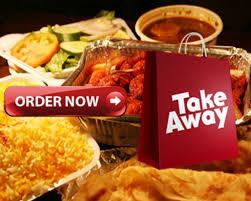 Takeaway Food Market'