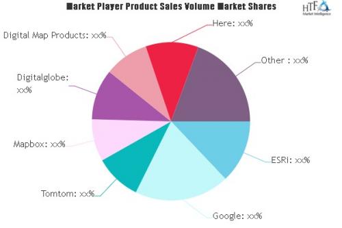 Digital Map Market'