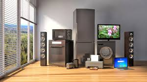 Consumer Electronics and Home Appliances Market'