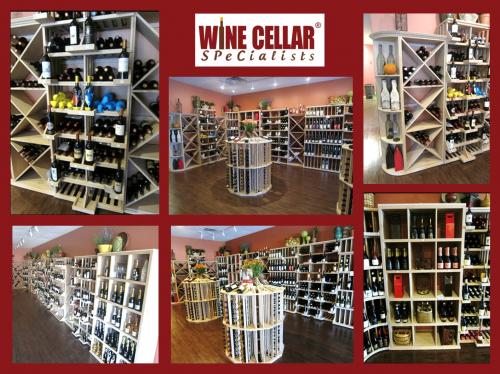 Commercial Wine Cellar Design Dallas Texas'