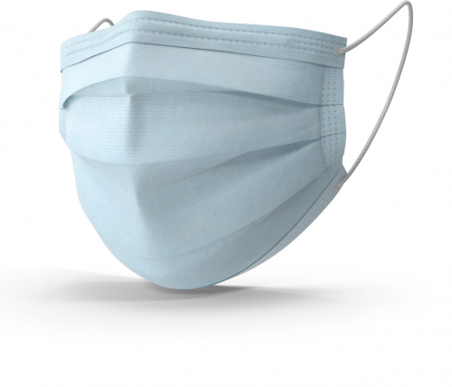 Level 1 3-Ply Disposable Masks'