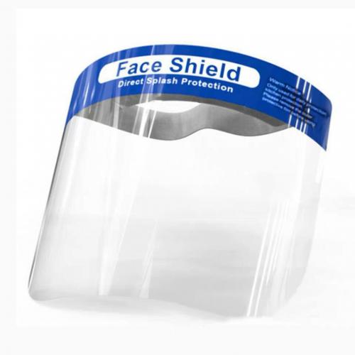 Direct Splash Protection Face Shield'