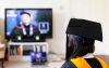 Virtual Graduation from Home'