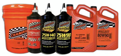 Gear Oils'