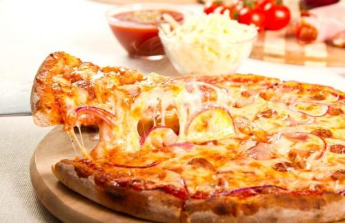 Fresh Italian Pizza'
