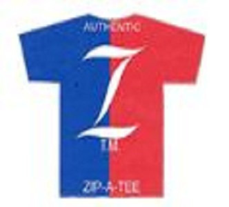 Company Logo For ZIP-A-TEE SHIRT INC.'